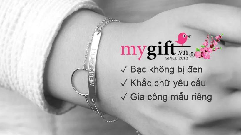 Trang sức bạc MyGift.vn