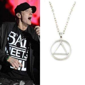 Dây chuyền bạc Eminem